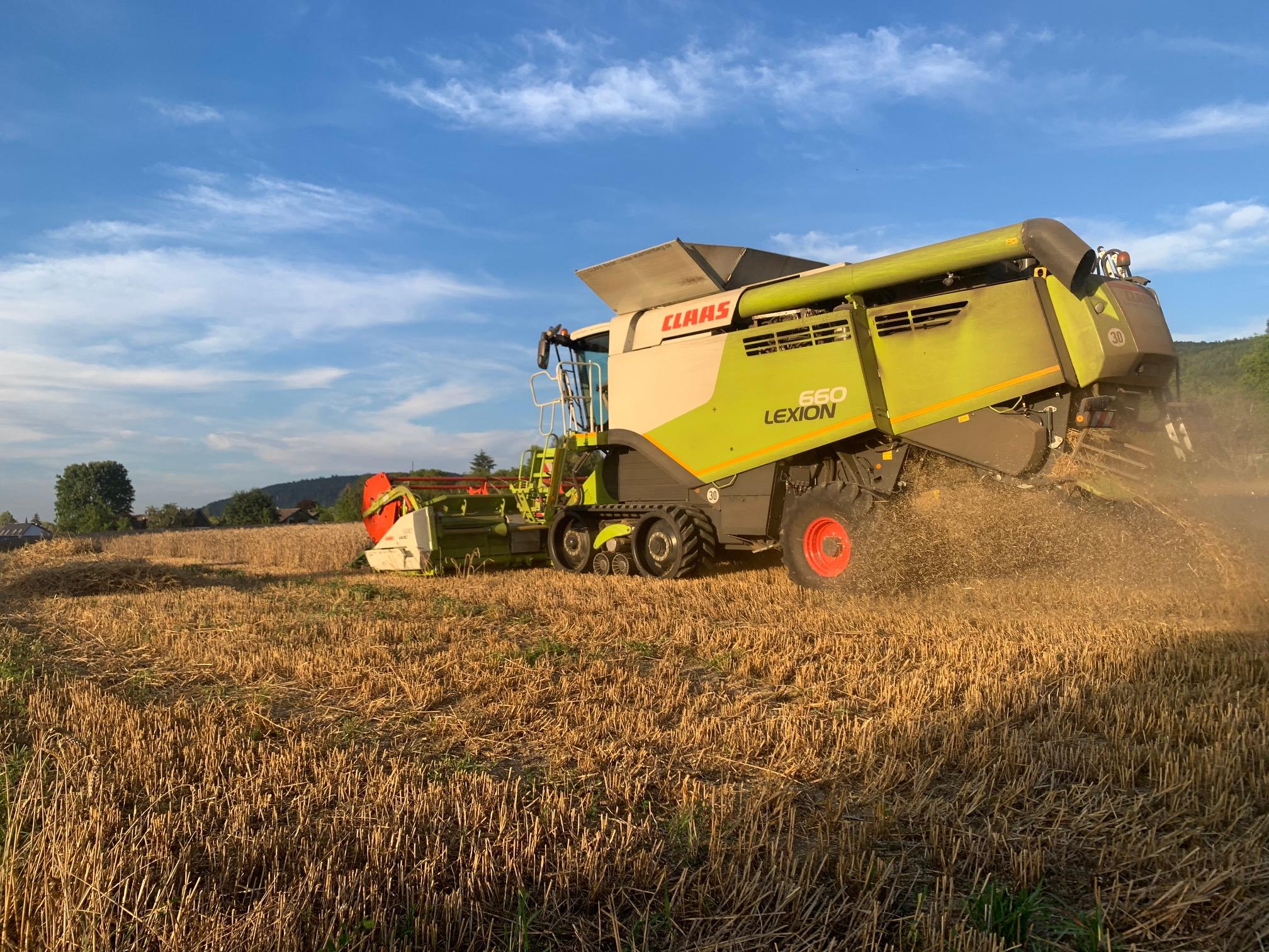 Nachhaltiger Lebensmittelanbau